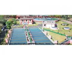 Wastewater Treatment Plant in Delhi | Wastewater Treatment Plant Manufacturers