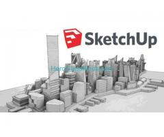 Google SketchUp Training Institute in Noida