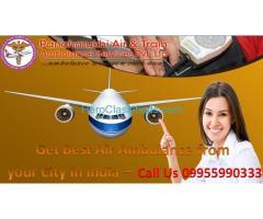 Book Panchmukhi Rescue Air Ambulance Service in Guwahati