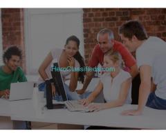 Wide varieties of  website design and development