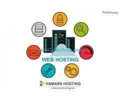Get Secure Web Hosting Services At Hamara Hosting