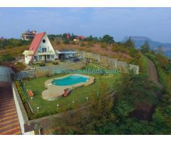 The Arowana Villa | Bungalows in Lonavala with Swimming pool on rent