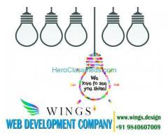 Top Website Designing Company - Chennai Creative Web Service