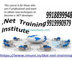 Choose Our Institute For Training In .Net Programming| I-Muni IT Solutions