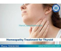 Best Homeopathy Treatment For Thyroid In Mysore