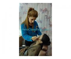 Get the Professional Makeup & Hair Styling Certificate Course in Delhi