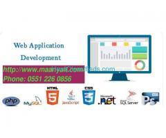 Web Application Development Company in Gorakhpur | Maanya IT Services