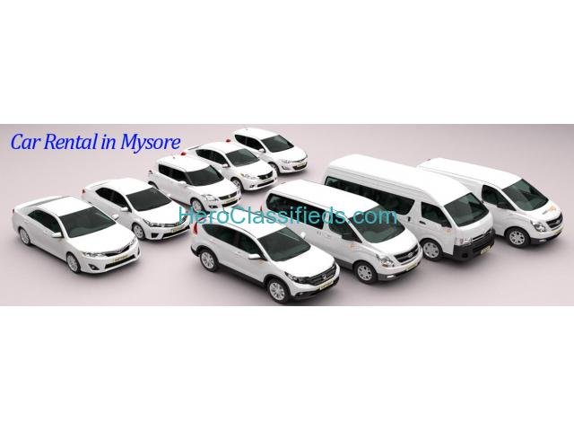 Welcome to Global Cab Rental Mysore