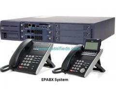 Panasonic EPABX System   EPABX System in Delhi