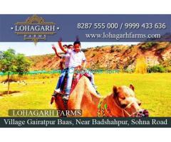 Best Weekend Gateway Near Delhi NCR  - Lohagarh Farms