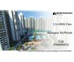 Mahagun Mywood at Noida Extension | 2, 3, 4 BHKs Flats