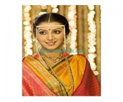 Best Bridal Makeup Artist in Pune
