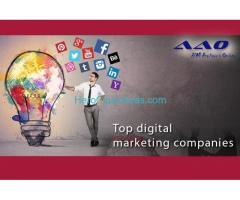 Digital Marketing | SEO | Web Design Company in Kolkata, India - AAO