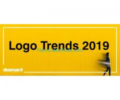 Top 9 Logo Designing Trends for 2019 every Professional Logo Design Agency should consider