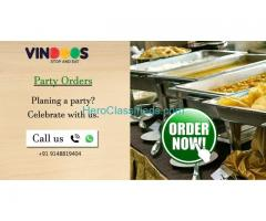 Catering Services in Whitefield
