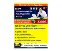 Demo Class Angular Js & Java Script –Training Basket