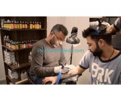 Reliable Tattoo Parlour In Delhi With Great Work Experience