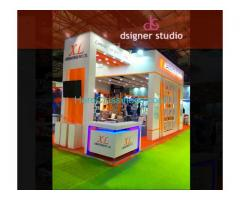 Exhibition Stall Designer in Mumbai, Bangalore, Ahmedabad, India