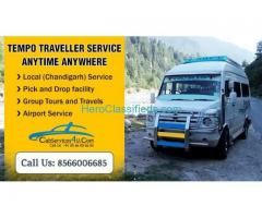 Online Booking of Taxi and Traveller