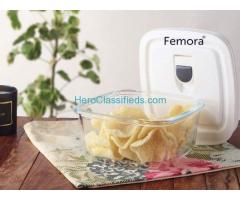 High quality Borosilicate kitchenware from Femora