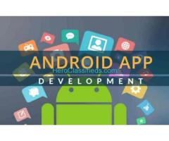 Provides the Best android app developers teams for projects