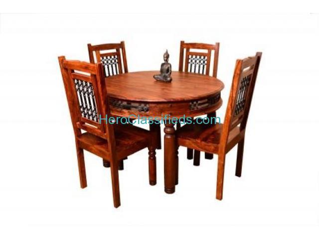 Sheesham wood furniture online | Solid wood furniture stores