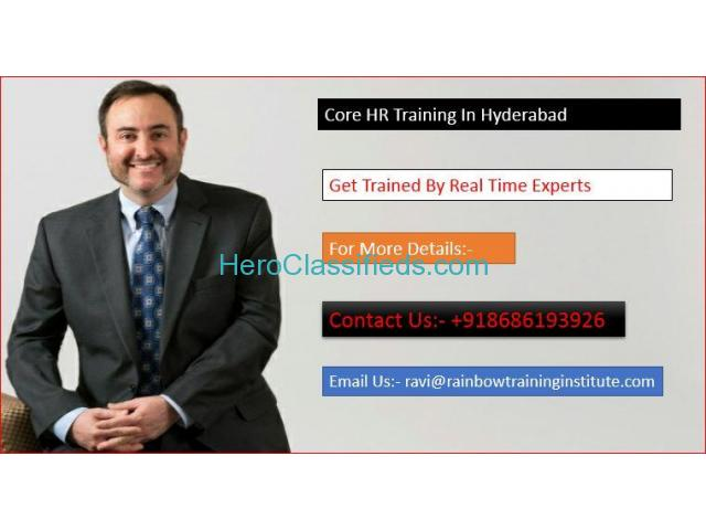 Best Core HR Training In Hyderabad|Core Hr training institute in Hyderabad