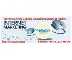 Internet Marketing Company in Gorakhpur|Maanya IT Services