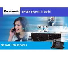 Panasonic EPABX System   Panasonic HTS-824