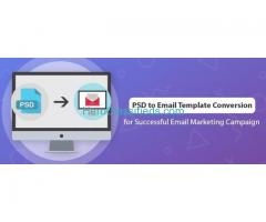 Provide the Best PSD to Email Template Conversion Service