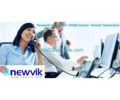 Panasonic KX-HTS824   EPABX System   Newvik Teleservices