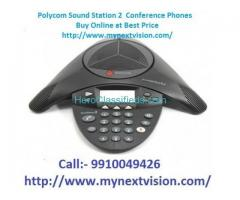 Polycom Sound Station 2 Conference Phones at Best Price