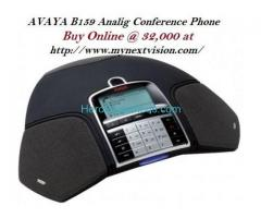 AVAYA B159 Analog Conference Phone | Audio Video Conference Phones