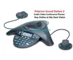 Polycom Sound Station 2 Conference Phones