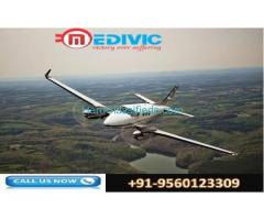 Get Hi-Tech Air Ambulance Services from Imphal by Medivic Aviation