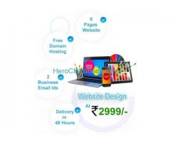 Create Your Website Design At Rs. 2999/- Only Delivery in 48 Hours