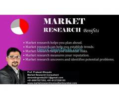 Why we need market research?