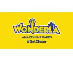 Get ride of Wonderla Amusement Park Kochi