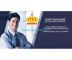 ITCT Education is the best Computer Franchise Business in India.