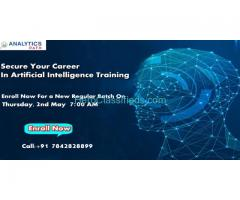 Enroll For New Regular Batch On Artificial Intelligence (AI)-By Veteran Experts