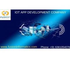 IoT Development Company In Ahmedabad