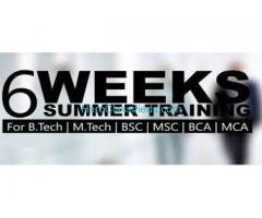 Best 4 and 6 Weeks Training in Noida | 6 Weeks Training