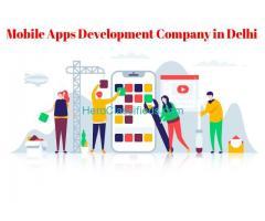 Mobile App Development Company in Delhi | iOS & Android
