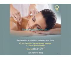 Spa in Chennai | Massage in Chennai | O2 Spa deals