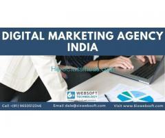 High Rated Digital Marketing Agency India | 6ixwebsoft
