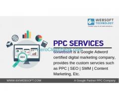Best PPC Advertising Services- 6ixwebsoft