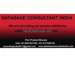 Employee database for recruiters