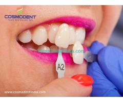 Cost of Dental Implants | Dental Implants Cost @ Cosmodent India
