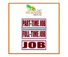 Work part Time/Full Time Job ISO Certified