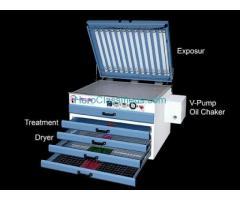 Jumbo Line Flexo Plate Making Machine (FIP-40 X 50 ETD)